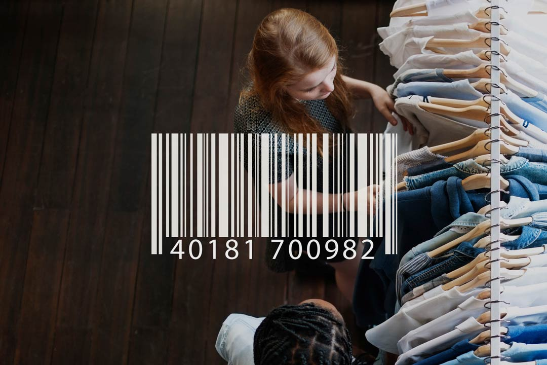 Barcoded