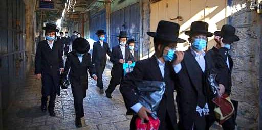 October 2020 Prayer Points – Israelis Die from Covid-19