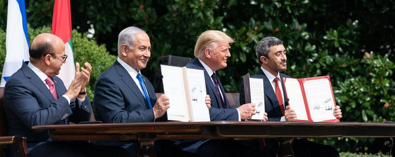 January 2021 Prayer Points – Arab Peace Agreements