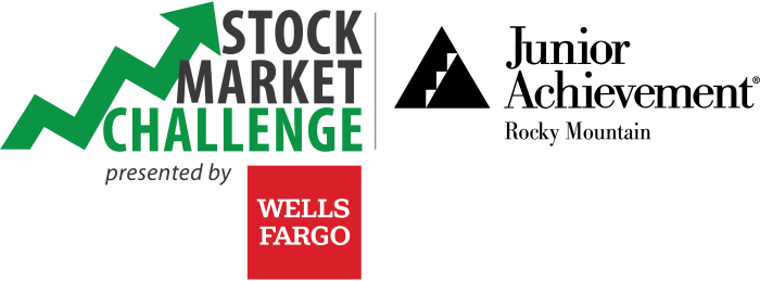 Stock Market Challenge, presented by Wells Fargo. JA Rocky Mountain.