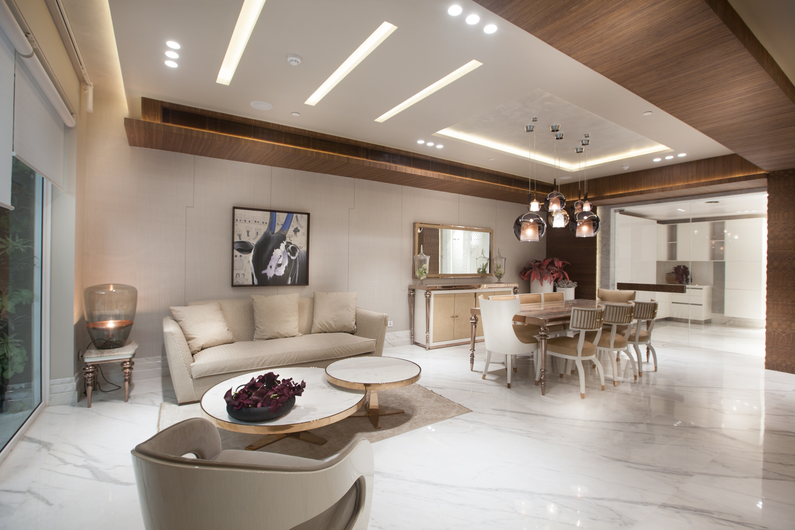 A Living Room Design by Essentia Environments  JACPL