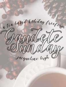 Gaudete Sunday
