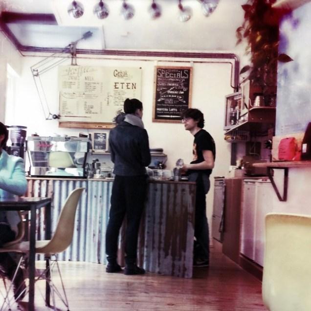 Coffee Livingstone Bar