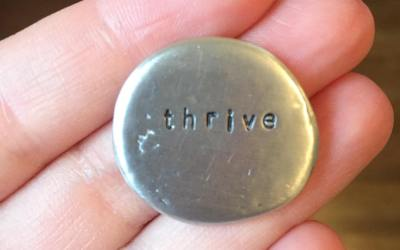 2017 – The Year of Thriving