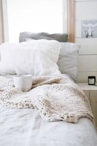 Inspiration: Linen Bedding | lark & linen