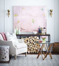 New Project Alert! A Transitional Living Room | lark & linen