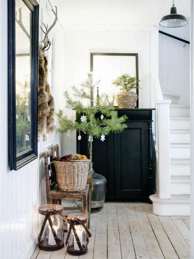 Cozy Fall Wallpaper Country Christmas Home Tour Lark Amp Linen