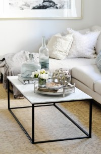My Very Best Tricks for Styling Your Coffee Table