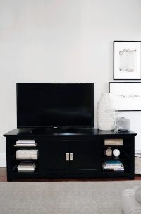 How to Decorate Around a TV: A Foolproof Guide | lark & linen