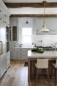 Inspiration: Wood Kitchens