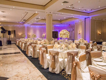 Receptions Table