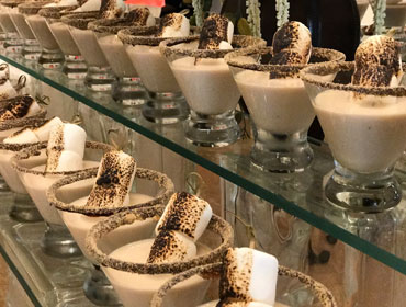 Smores Dessert Cocktail