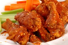 Spicy Wings by Jacques Exclusive Catering
