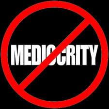 Mediocrity virus