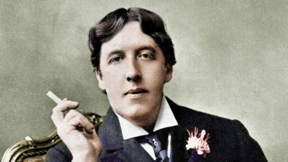 Oscar Wilde, Flaneur and Dandy