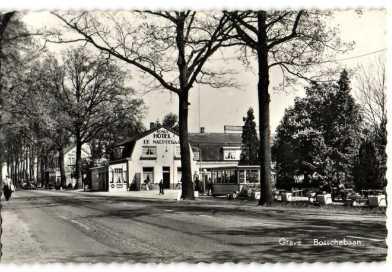 Bomen kappen Bosschebaan, Elftweg en Arnoud van Gelderlweg.