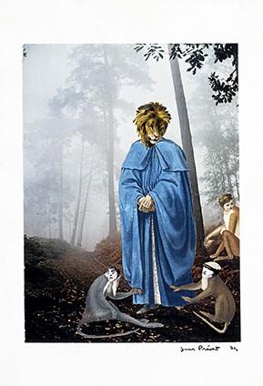 Nouvelle exposition  Les collages de Jacques Prvert   Wambrechies 111903  Fatras la