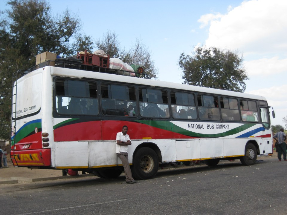 How To Get From Lilongwe to Cape Maclear - A Ride Like No Other