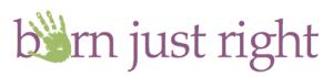Born Just Right Logo by JA Creative Group