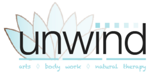 Unwind Logo by JA Creative Group