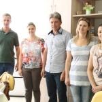 Equipe visita Jacuizinho para instalação de Cursos Técnicos