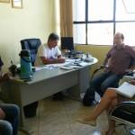Reunião trata da possibilidade de realizar a 2ª ExpoJac