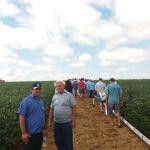Secretário de Agricultura participa de 'Dia de Campo'