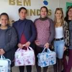 PROGRAMA DE ATENDIMENTO INTEGRAL À FAMÍLIA: Benefício Maternidade é entregue à gestantes