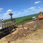 ESTRADAS DO INTERIOR: Secretaria de Obras intensifica manutenção para viabilizar trafego