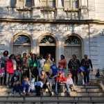 GRUPO PÉROLA NEGRA: Apresentação artística é realizada em Santa Maria