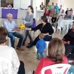 CONFRATERNIZAÇÃO: Assistência Social, CRAS e Clube de Mães realizam evento de lazer.