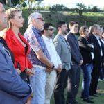 TROCA DE COMANDO MILITAR : Secretários representam município em evento