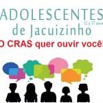 ORIENTAÇÃO DIRECIONADA: Secretaria de Assistência Social e CRAS lança campanha para ouvir jovens.