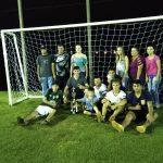 ANIVERSÁRIO MUNICÍPIO: Reinauguração Campo Futebol Sete