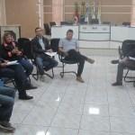 COMISSÃO PRÓ-ASFALTO JACUIZINHO/TUNAS: Prefeito Volmir e Vice Ricardo participam de reunião e declaram apoio