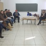 REUNIÃO DE REDE: Novos horizontes para a população de Jacuizinho são definidos em reunião.