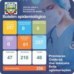 Boletim Epidemiológico Covid-19 (17/02/2021)