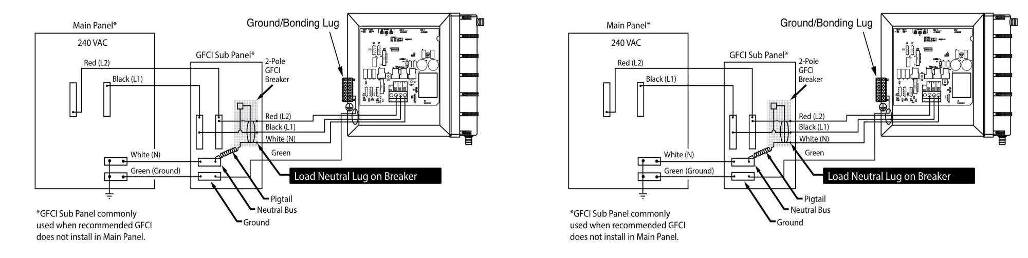 hight resolution of hot tub electrical preparation for your jacuzzi spa disconnect panel wiring diagram 15