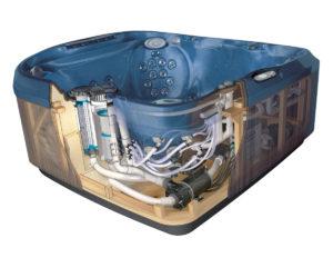 jacuzzi j 365 wiring diagram pertronix electronic ignition beachber hot tub