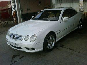 CL55 AMG