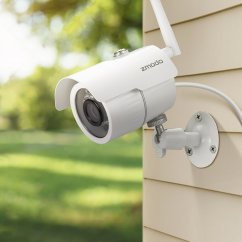 Security Camera Installation Caravan Plug Wiring Diagram 500 Gb 8 Channel Indoor And Outdoor High Definition