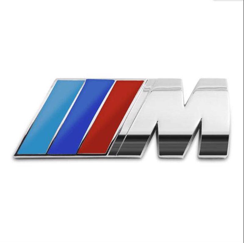 bmw m power badge