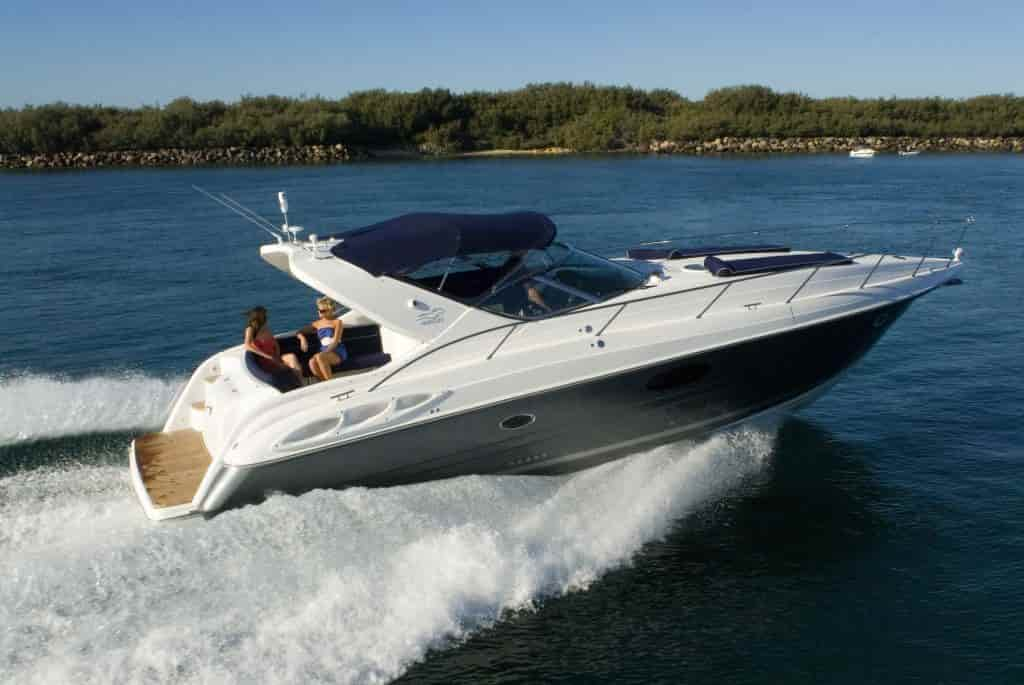 Power Boats at Gold Coast Boat Sales