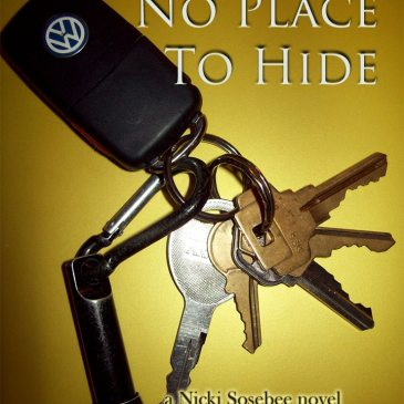 Book Club Questions for NO PLACE TO HIDE (Nicki Sosebee #3)
