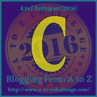 A to Z Challenge:  C is for CODIE