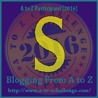 A to Z Challenge:  S is for SLADE