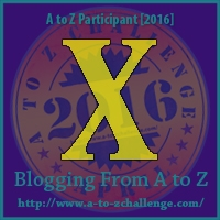 A to Z Challenge:  X is for It Takes X Times to Get a Clue