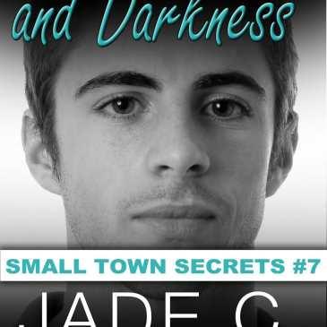 Cover reveal and giveaway for Love and Darkness