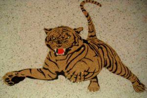 JadeArt tigre 3D