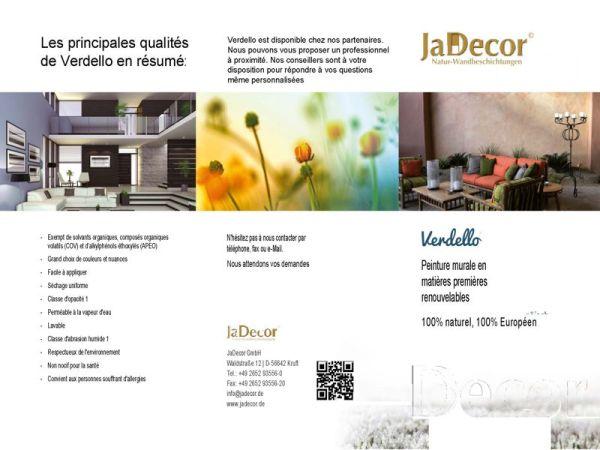 MKT Jadecor Verdello Flyer